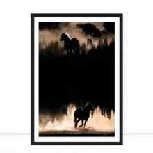 Horses II por Joel Santos