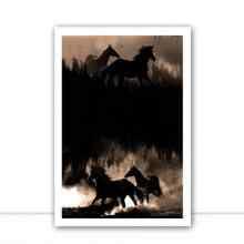 Horses I por Joel Santos