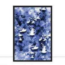 Abstract Seagulls por Joel Santos