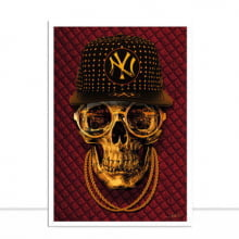 Skull Rapper por Joel Santos