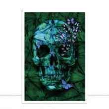 Skull Botanical 2 por Joel Santos