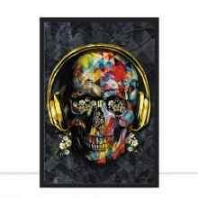 Skull Colours I Phone por Joel Santos