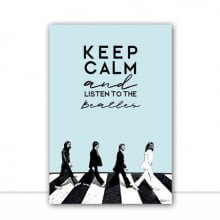 Keep Calm II por Joel Santos