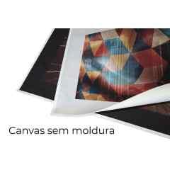 Composição de quadros Folhas P&B por Joel Santos