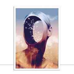 Quadro Free thoughts por Joel Santos