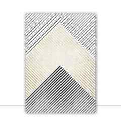 Quadro Natureza geométrica II por Vitor Costa