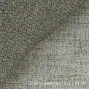 Tecido Linho Rústico Cinza Largura 2,80m