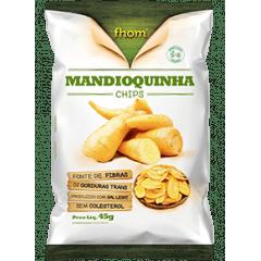 Mandioquinha Chips