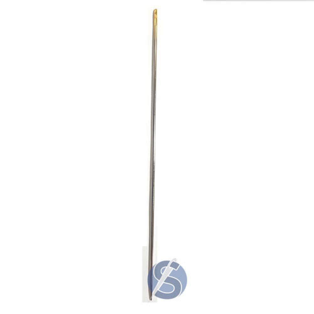 Agulha Frivolité 14cm x 1,6mm