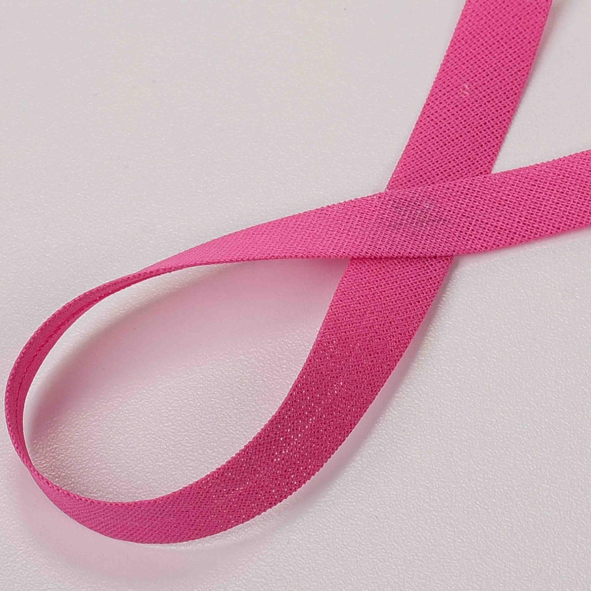 Viés de Algodão Pink 010 35 mm