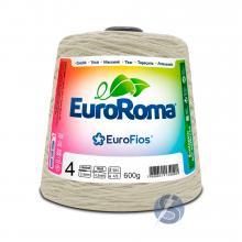 Barbante EuroRoma nº4 Cru 600gr
