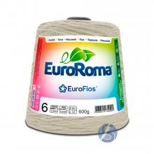 Barbante EuroRoma nº6 Cru 600gr
