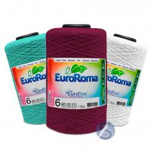 Barbante EuroRoma nº6 Colors 1,8kg