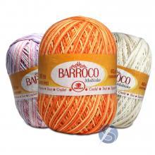 Barbante Barroco Multicolor nº6 400g