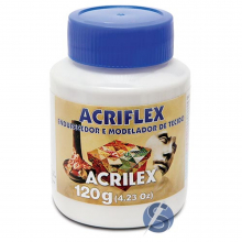 Endurecedor e Modelador de Tecido Acriflex Acrilex