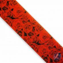 Fita de Cetim Rosa Vermelha 35mm