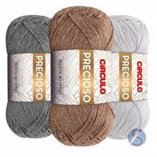 Lã Precioso Circulo 100g