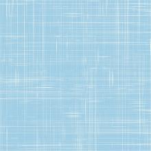 Tecido Tricoline Azul Xadrez Branco