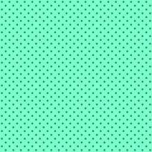 Tecido Tricoline Verde Tiffany Poá Pequeno Verde