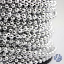 Aljofre 4mm Metalizado