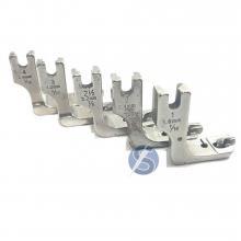 Calcador para Fazer Barras - Bainhas Usado em Máquinas Retas Industriais e Semi industrais - 4mm