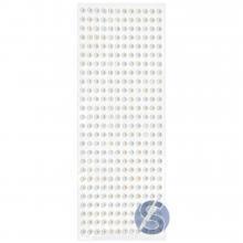 Cartela de Pérola Adesiva Furta Cor - 5mm