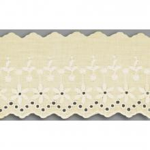 Bordado Inglês BP056 10cm x 13,70 metros