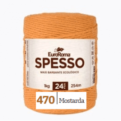 Barbante EuroRoma Spesso nº24 1kg