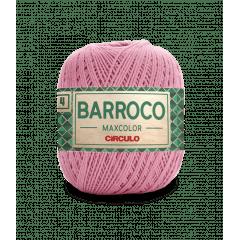 Barbante Barroco Maxcolor nº4 3390 Quartzo 200gr
