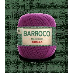 Barbante Barroco Maxcolor nº4 6375 Uva 200gr