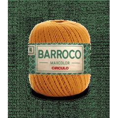 Barbante Barroco Maxcolor nº4 7207 Âmbar 200gr