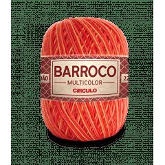 Barbante Barroco Multicolor nº6 9157 Pitanga 400g