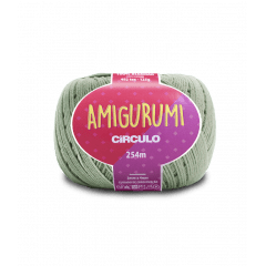 Linha Amigurumi 5745 Eucalipto 254m