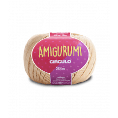 Linha Amigurumi 7564 Porcelana 254m