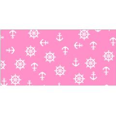Tecido Tricoline Rosa Naval