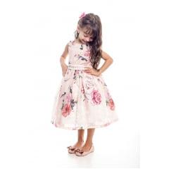 Vestido Infantil 065040