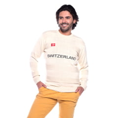 Blusa Masculina Switzerland - REF. 640