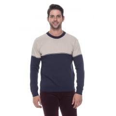Suéter FF Bicolor