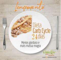 Dieta Carb Cycle - 24 dias
