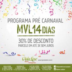 MVL 14 DIAS - Pré Carnaval