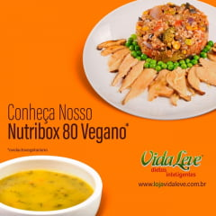 Nutribox 80 Vegetariano