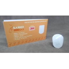 Adesivo Protetor de Boquilhas Transparente em formato OVAL