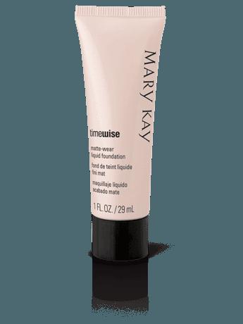 Base Líquida Acabamento Matte Timewise® 29ml Mary Kay
