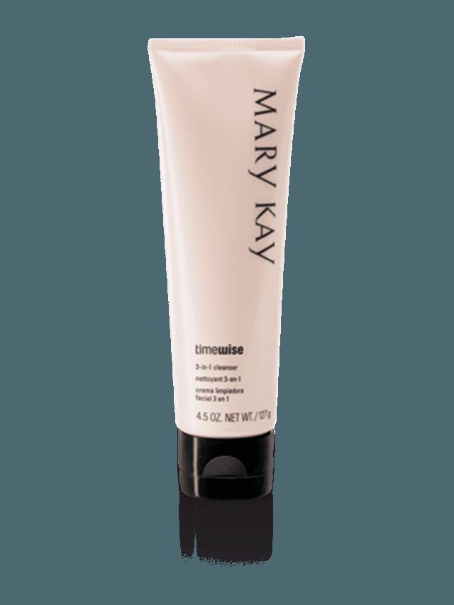 Mary Kay Creme de Limpeza 3 em 1 TimeWise® Seca/Normal 127 g