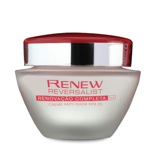 Avon Renew Reversalist Dia Creme Restaurador Anti-idade FPS 25 50g 52204-6