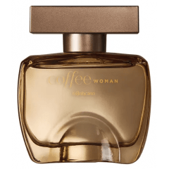 O Boticário Coffee Desodorante Colonia Woman 100ml