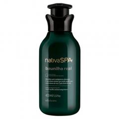 O Boticário Nativa SPA Baunilha Real Loção Hidratante Corporal Desodorante 400ml