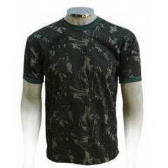 Camisa camuflada Exército