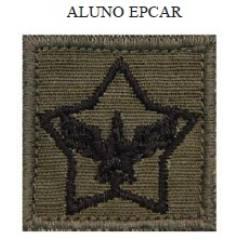 Distintivo da EPCAR Bordado com Velcro
