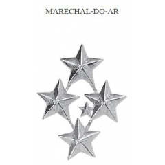 Insígnia de Marechal-Do-Ar Metálica